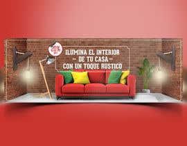 #237 untuk Banner Rustic oleh migueldaconceica