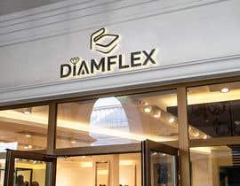 #139 untuk Logo for mattress company - Diamflex oleh sujanarahman