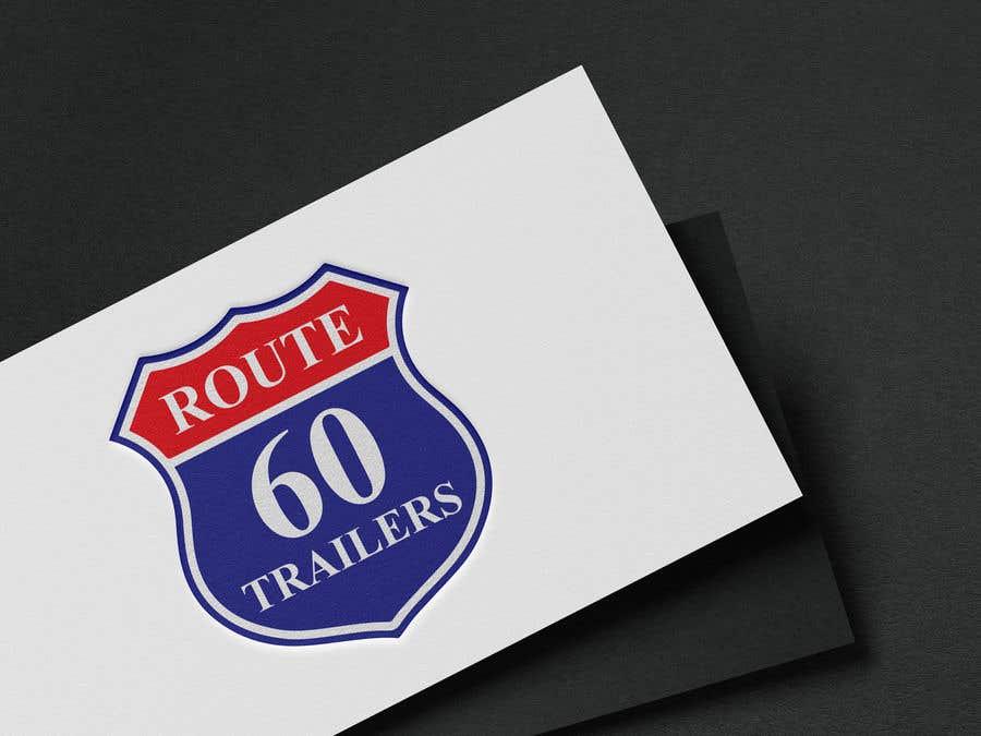 Penyertaan Peraduan #                                        79                                      untuk                                         Winning Logo for Trailer Sales Business