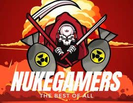 "#8 untuk I need an graphic design for an GamingClan image, the Clan Name is Called: ""NukeGamers oleh ricardozien"