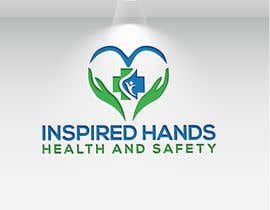 "Nro 229 kilpailuun Logo design for Health and Safety training certification business called ""Inspired Hands Health and Safety"" käyttäjältä sumon44230"