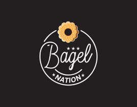 #164 for Design a logo for a new bagel shop by Tituaslam