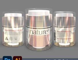 #85 for Label for a cosmetic product by AllanFreelancer