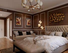 #23 for Hotel Room 3D Rendering by fuadasha21