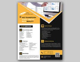 #83 for Business Flyer DIN A4 by abrarsumon