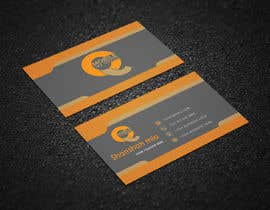 Designer9060 tarafından I need a logo and graphics redesigned for business card. Q Mobile tax service. Information is attached. Need a more cleaner  look. için no 32