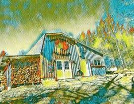 #156 untuk change picture to look more like a painting oleh manasKhandelwal