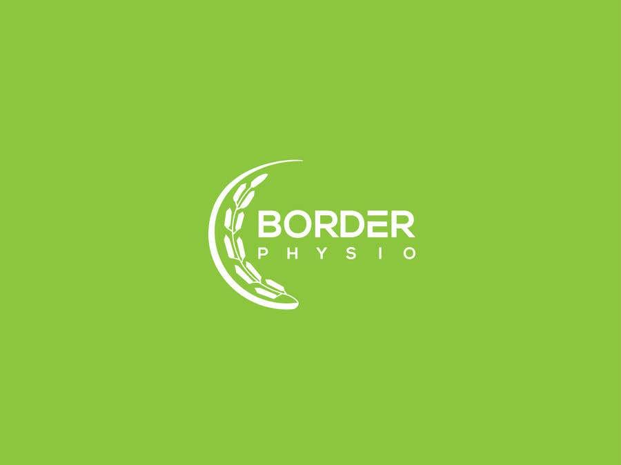 """Inscrição nº                                         485                                      do Concurso para                                         Design a logo for """"Border Physio"""""""