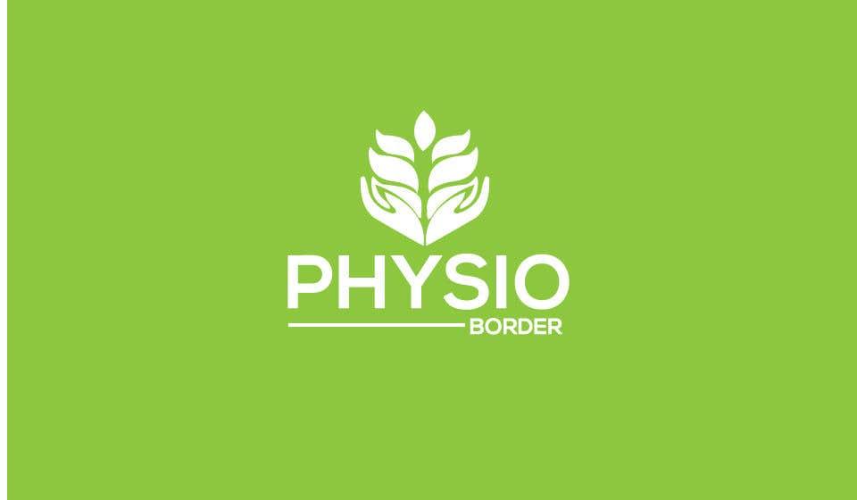 """Inscrição nº                                         525                                      do Concurso para                                         Design a logo for """"Border Physio"""""""