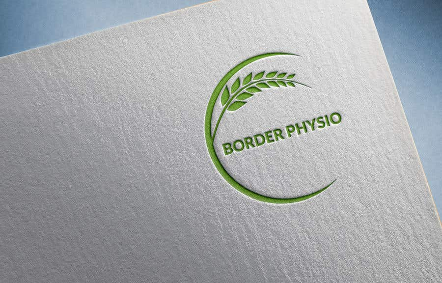 "Kilpailutyö #                                        463                                      kilpailussa                                         Design a logo for ""Border Physio"""