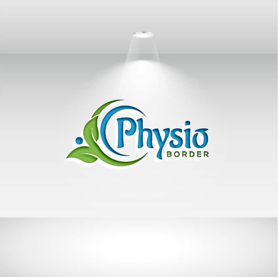 "Kilpailutyö #                                        407                                      kilpailussa                                         Design a logo for ""Border Physio"""