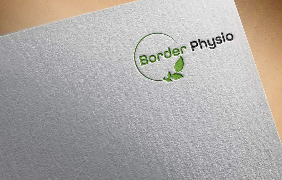 "Kilpailutyö #                                        545                                      kilpailussa                                         Design a logo for ""Border Physio"""