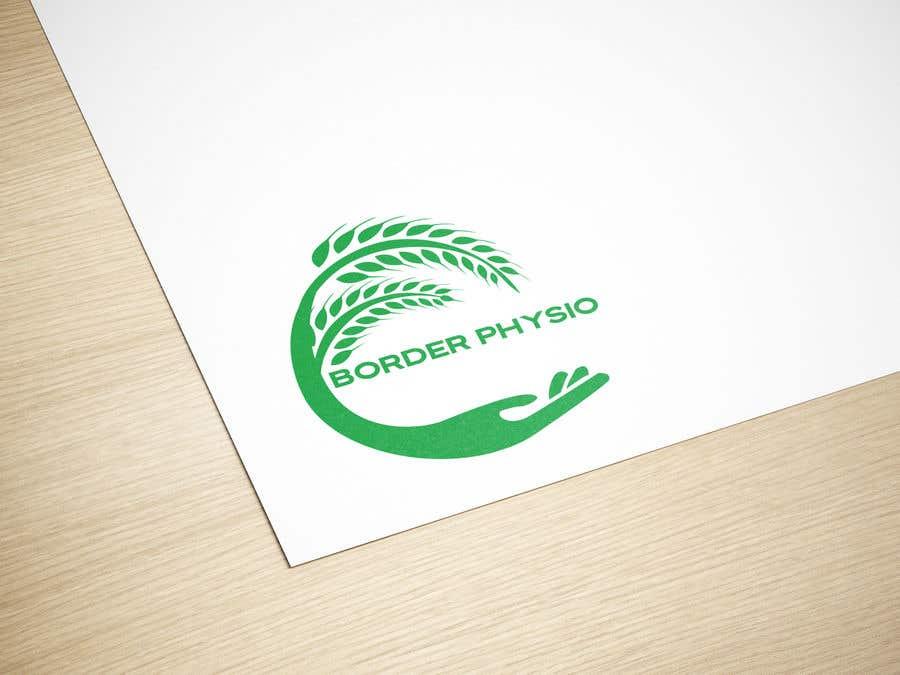 """Penyertaan Peraduan #                                        479                                      untuk                                         Design a logo for """"Border Physio"""""""