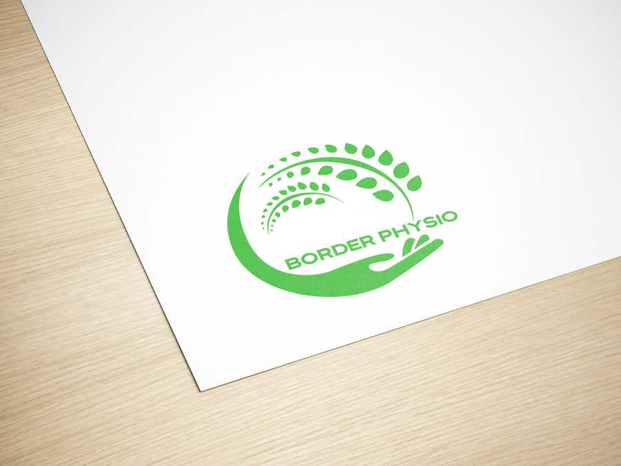 "Kilpailutyö #                                        535                                      kilpailussa                                         Design a logo for ""Border Physio"""