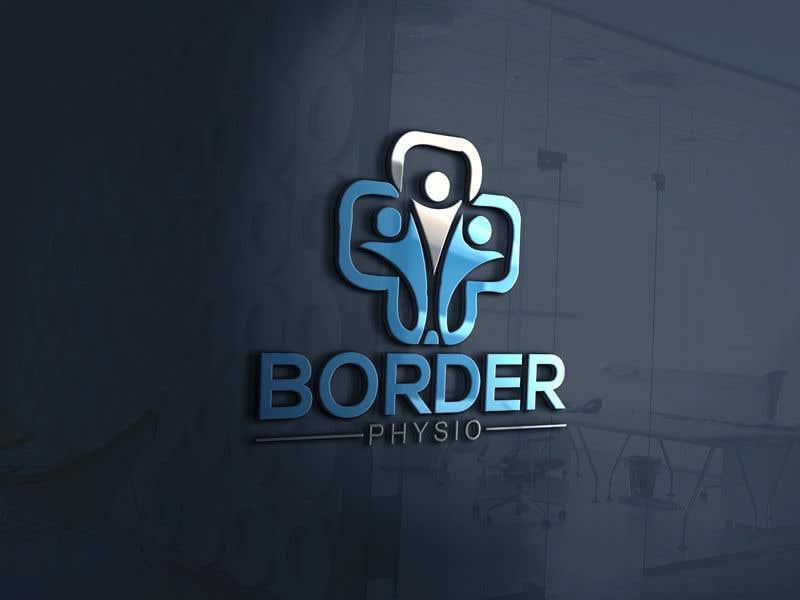 """Penyertaan Peraduan #                                        235                                      untuk                                         Design a logo for """"Border Physio"""""""