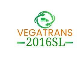 #128 cho Logo for transport company - VEGATRANS 2016SL bởi shamim2000com