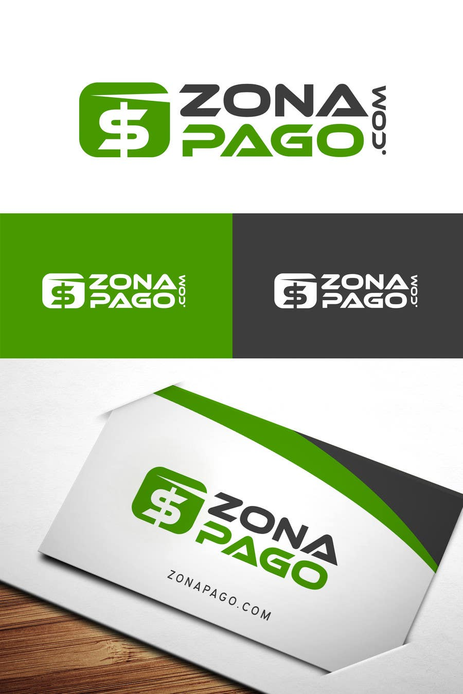 Contest Entry #                                        15                                      for                                         Design a Logo and Business Card