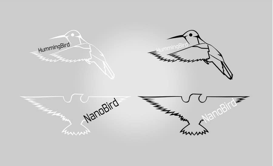 Konkurrenceindlæg #                                        22                                      for                                         Two Minimalistic Outline Logos