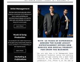 NazmunNahar6 tarafından Email Newsletter Content and Design için no 17