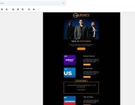 mdshahamrancse tarafından Email Newsletter Content and Design için no 16
