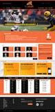 """Miniatura de participación en el concurso Nro.                                                61                                              para                                                 Design a Website Mockup - Homepage & """"Sliders"""" - No HTML Code Needed, Just PSD's"""