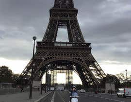 #11 for Put me with my vespa in front of the eiffel tower by bayuindraw