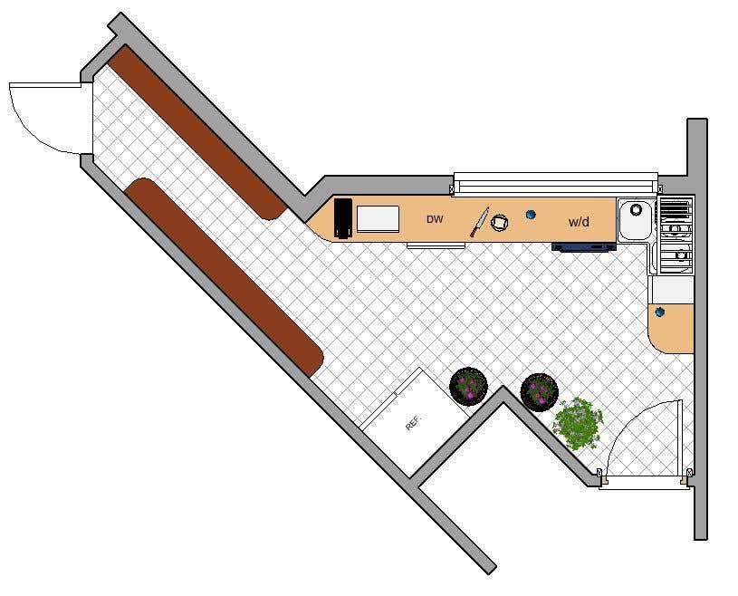 Penyertaan Peraduan #                                        8                                      untuk                                         High End Scullery/Pantry Design