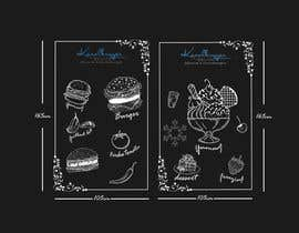 nº 37 pour Design window foil for our restaurant par farhanamisty