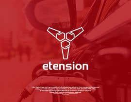 "#779 для company logo ""etension"" от CreativityforU"