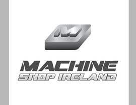 #18 para Design a Logo for Machine Shop Ireland. de adripoveda