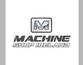 #33 , Design a Logo for Machine Shop Ireland. 来自 adripoveda