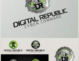 #49 cho Logo Design for Cyber Command Portal bởi rugun