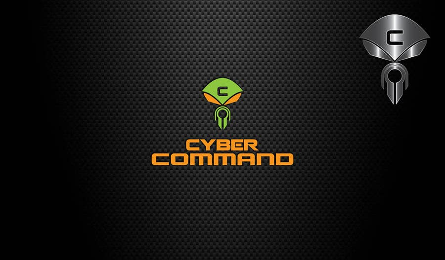 Contest Entry #23 for Logo Design for Cyber Command Portal