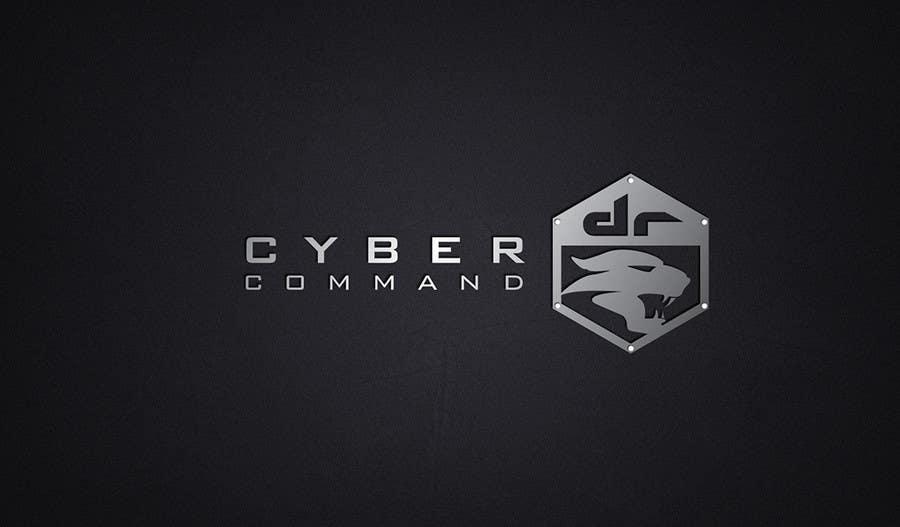 Konkurrenceindlæg #                                        39                                      for                                         Logo Design for Cyber Command Portal