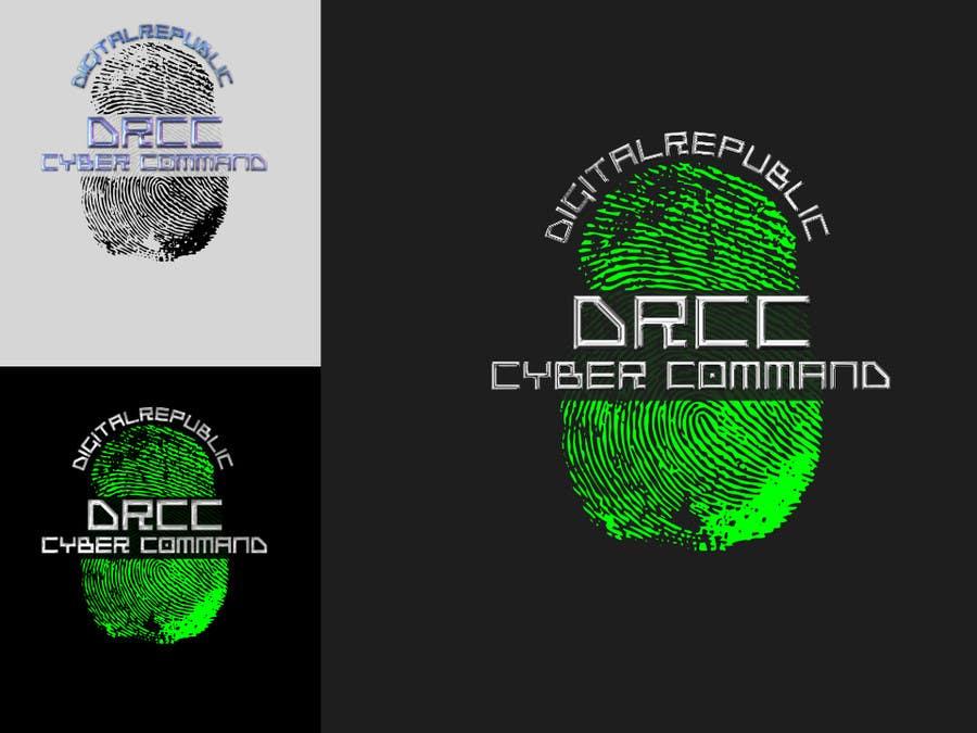 Konkurrenceindlæg #                                        3                                      for                                         Logo Design for Cyber Command Portal