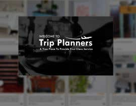 #26 untuk Design for travel planning site (landing page and initial interaction) oleh webgraphics007