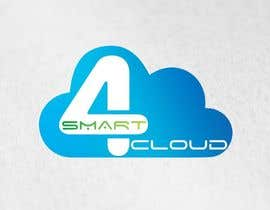 #24 untuk Diseñar un logotipo for smart4cloud oleh piratessid