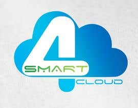 #25 untuk Diseñar un logotipo for smart4cloud oleh piratessid