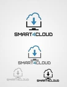 #26 cho Diseñar un logotipo for smart4cloud bởi panastasia