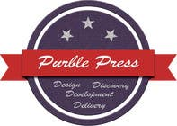 Graphic Design Entri Kontes #16 untuk Design a Logo for Purple Press