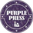 Graphic Design Entri Kontes #56 untuk Design a Logo for Purple Press