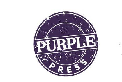 Jayson1982 tarafından Design a Logo for Purple Press için no 61