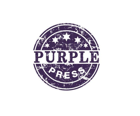 Konkurrenceindlæg #                                        37                                      for                                         Design a Logo for Purple Press