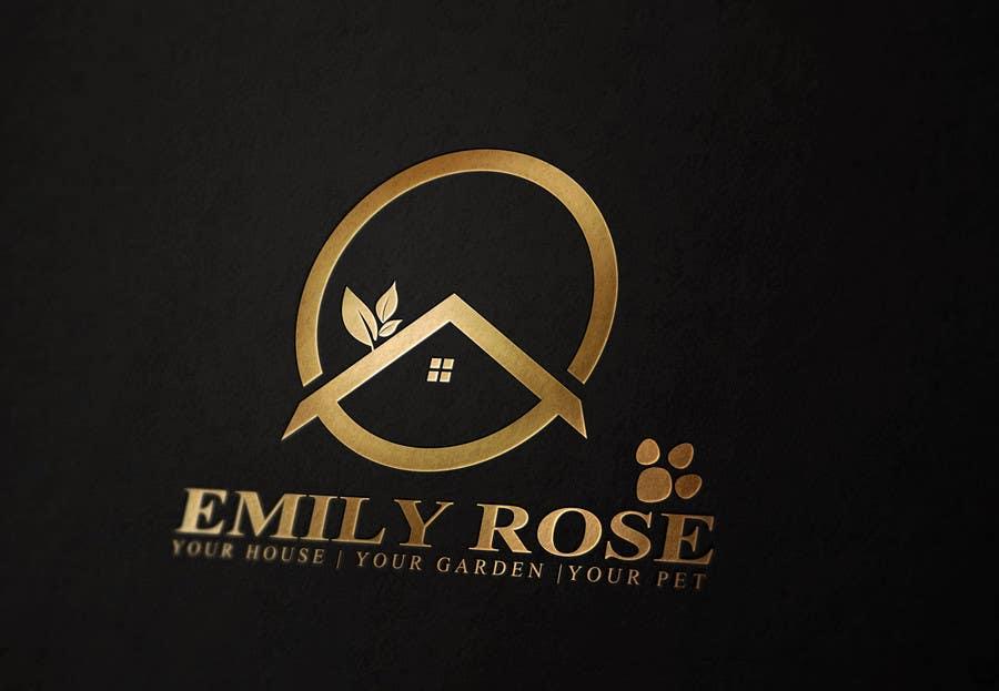 Penyertaan Peraduan #                                        95                                      untuk                                         Design a Logo for Emily Rose