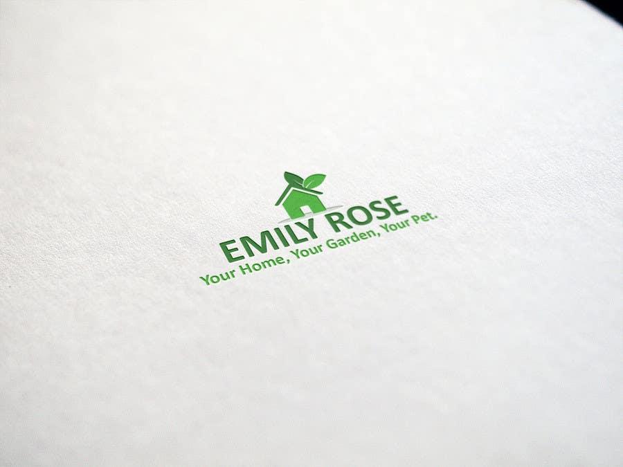 Penyertaan Peraduan #                                        84                                      untuk                                         Design a Logo for Emily Rose