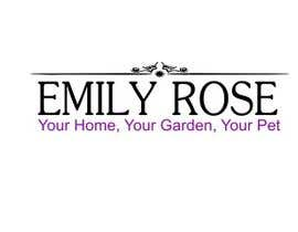 #38 for Design a Logo for Emily Rose av stoilova