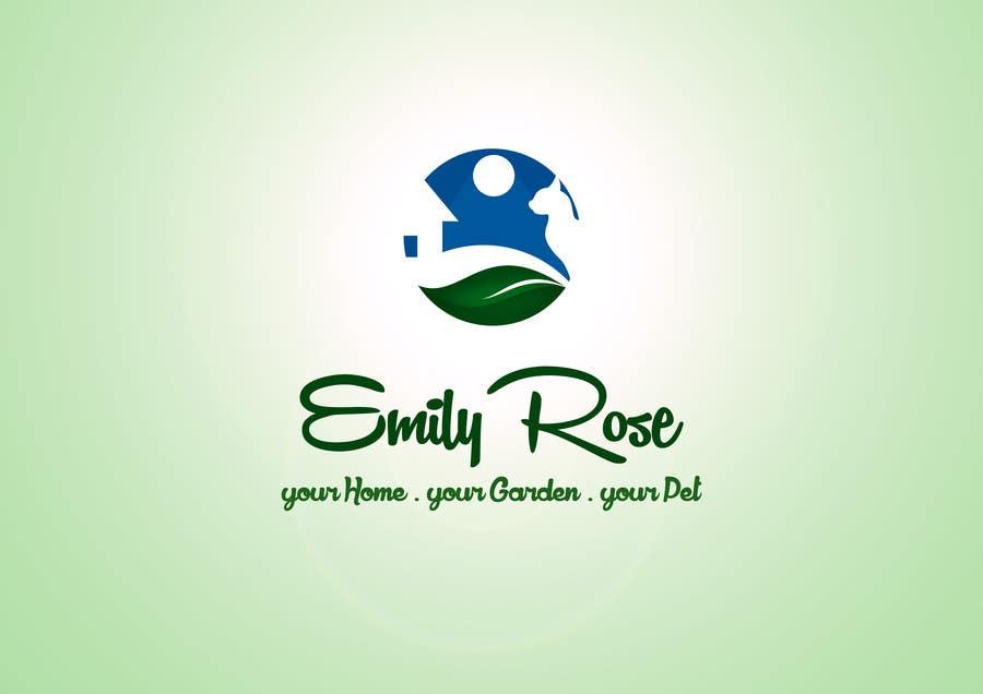 Penyertaan Peraduan #                                        19                                      untuk                                         Design a Logo for Emily Rose