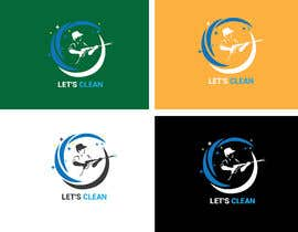 #45 for Logo for cleaning company by pallabhossainpk