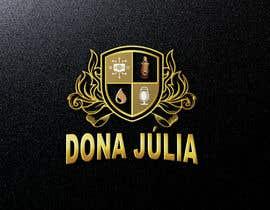 Nro 55 kilpailuun Logotipo for craft beer brand - DONA JÚLIA käyttäjältä Moniroy