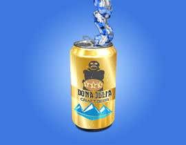 Nro 60 kilpailuun Logotipo for craft beer brand - DONA JÚLIA käyttäjältä zihad46981